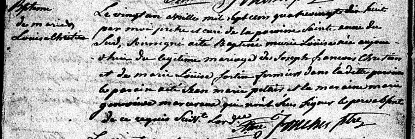 Recherche naissance de Marie-Louise Chrétien? Blouis10