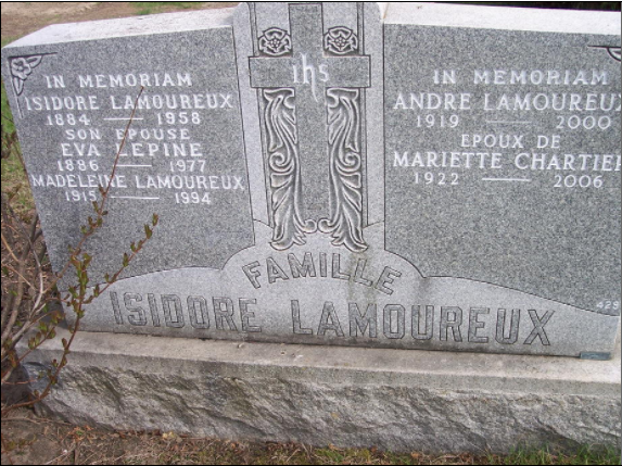 Arthur Lamoureux Isidor11