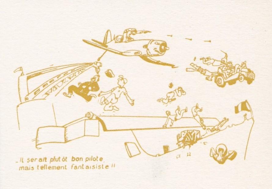BOIS BELLEAU (PA) [Tome 3] - Page 9 Dessin15