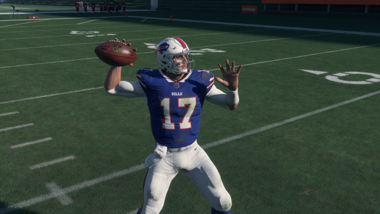Madden 19 Franchise: The Josh Allen Experience  40017c10