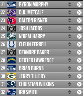 NFL Draft 2019 Official Discussion Thread Screen11