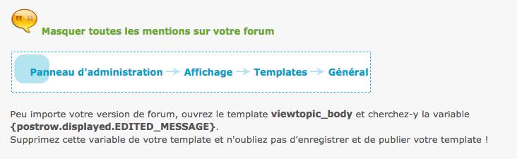 """Supprimer l'indication """"Dernière édition par """"Moi"""" le Ven XX Sep - 8:30, édité X fois"""" Edit_310"""