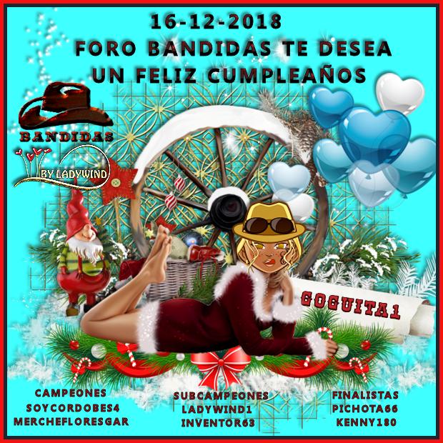 14/12/2018 CUMPLEAÑOS DE GOGUITA1 Cumple11