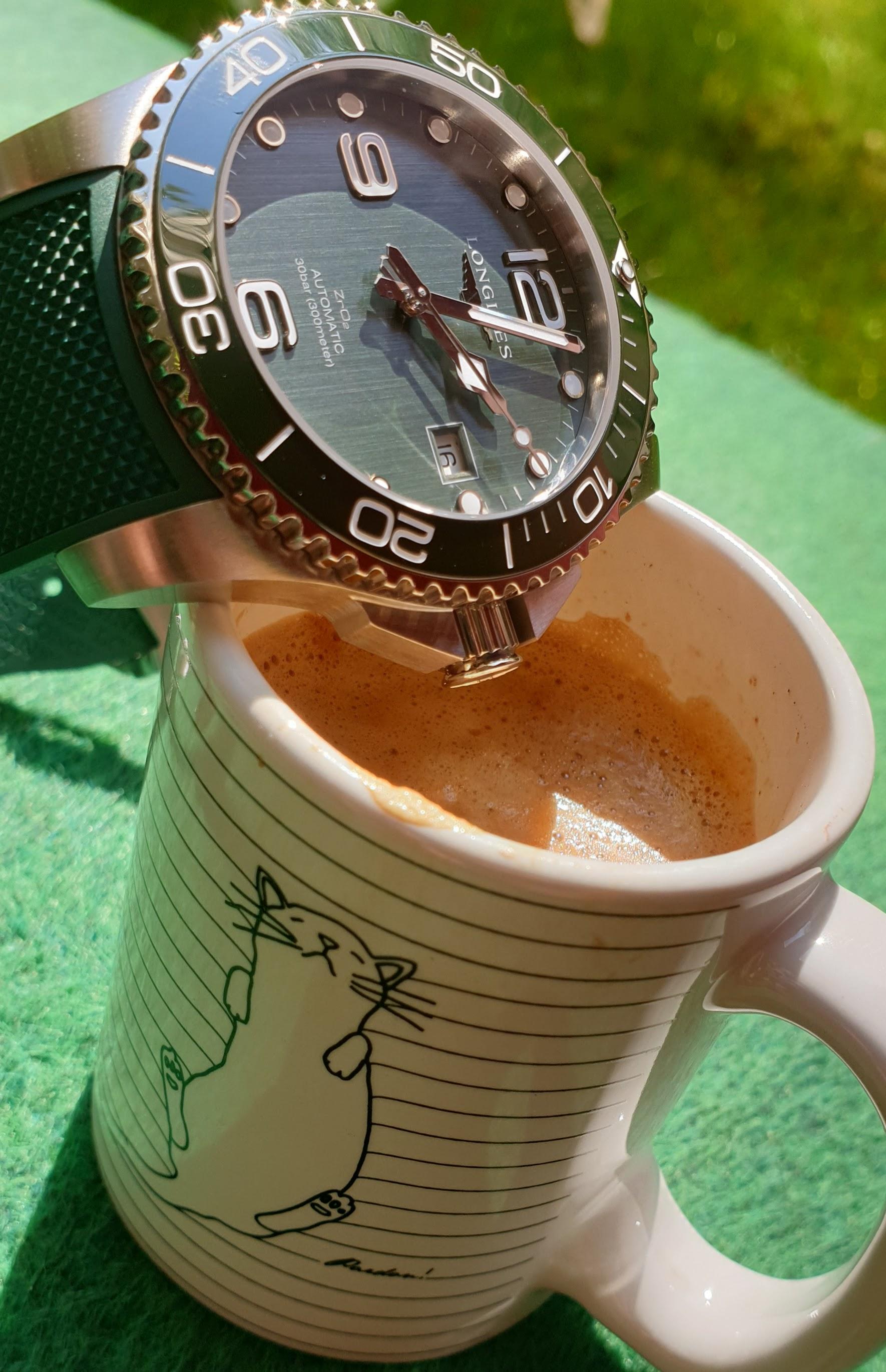 Pause café et montre (toutes marques) - tome III - Page 14 20200411