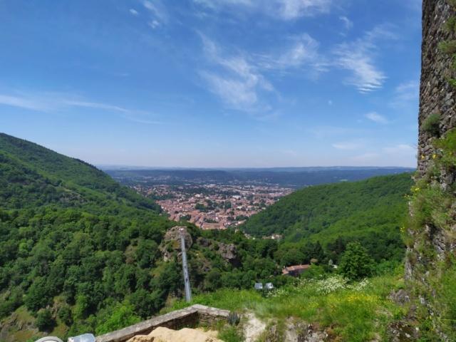 Occitanie - Sortie : Passerelle de Mazamet et ville de Hautpoul le jeudi 21  Img_2026