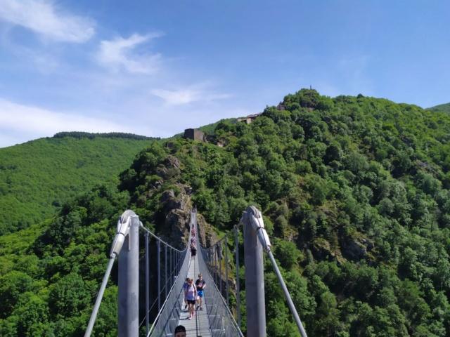 Occitanie - Sortie : Passerelle de Mazamet et ville de Hautpoul le jeudi 21  Img_2029
