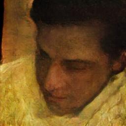 votre portrait à partir de peintures et d'intelligence artificielle  - Page 7 Peintu10