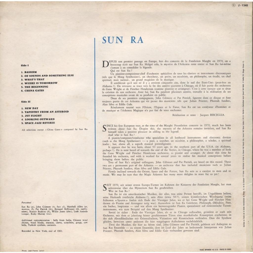 [jazz] Sun Ra 10751810