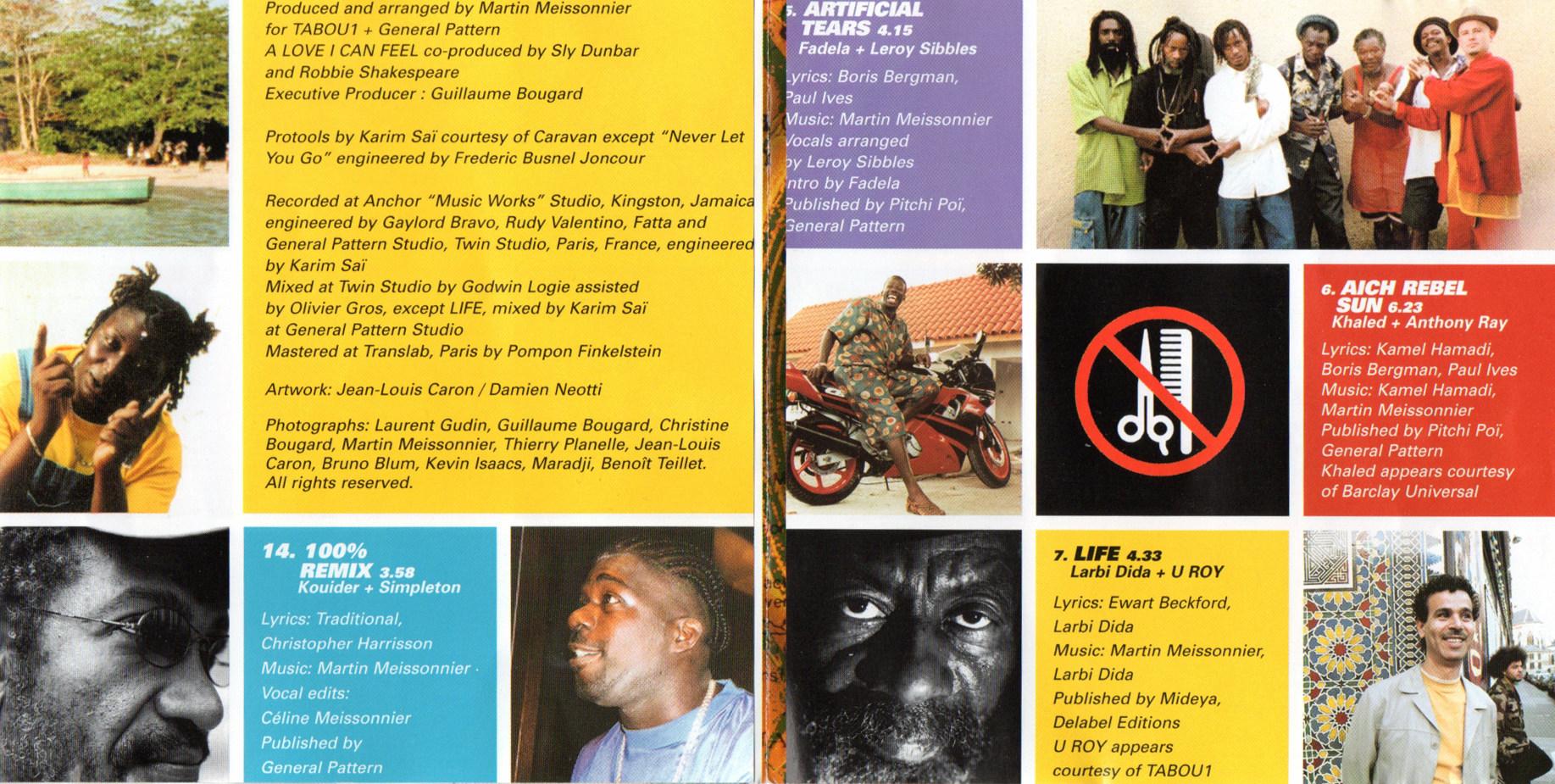 Reggae  - Page 3 110