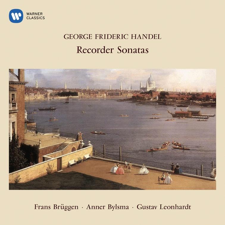 Haendel - Sonates en trio, ou instruments seuls et b.c. 19029510