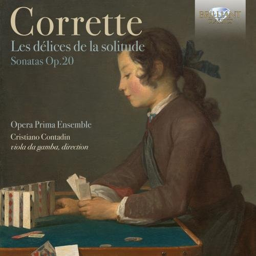 Michel Corrette 1707-1795 51akq110