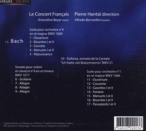 Bach - Sonates pour violon et clavecin BWV 1014-1019 - Page 3 51epsd10