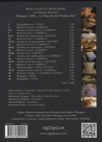 Les oeuvres pour violoncelle seul - Page 2 51gkql11