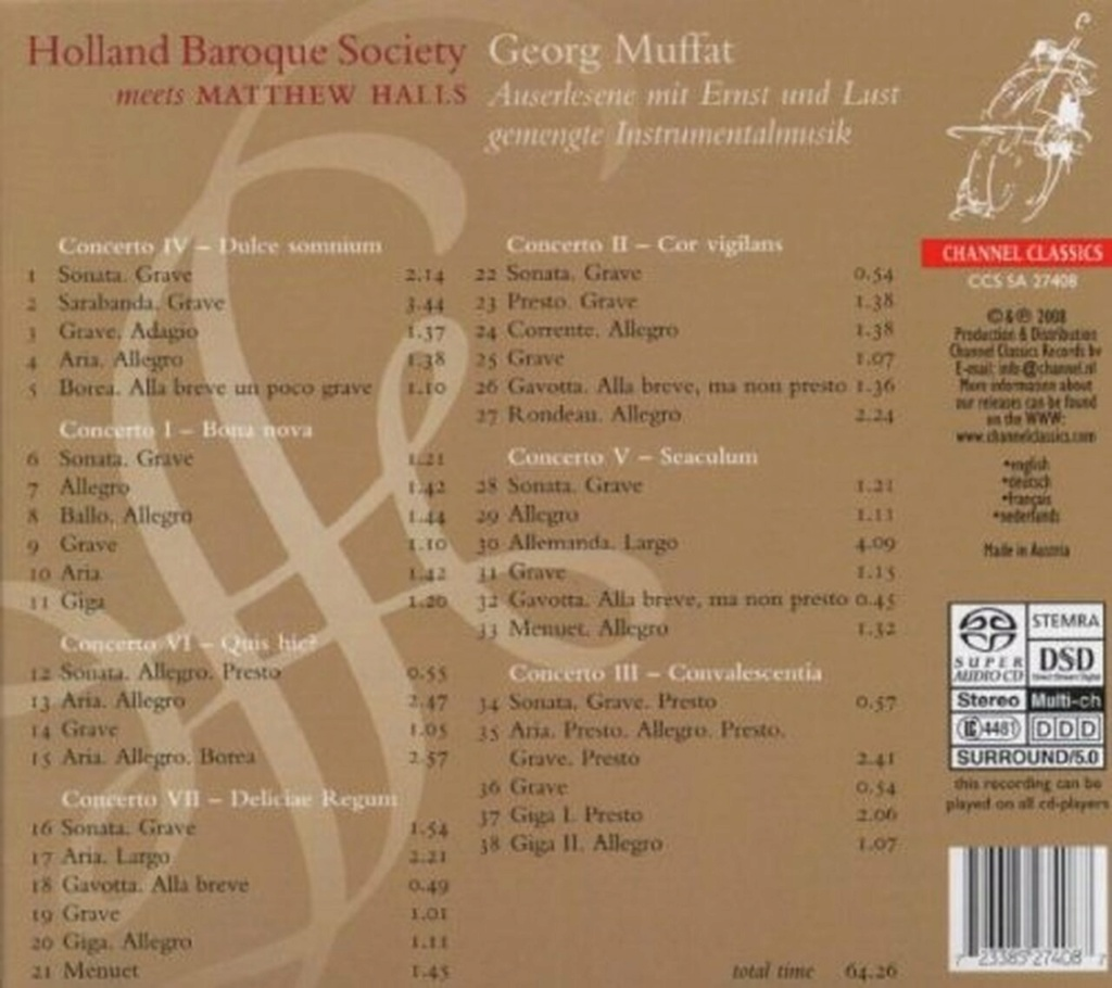 Muffat : Georg et Gottlieb 51pegb10