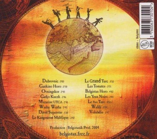 [Musiques du monde] Playlist - Page 5 51xcnj10