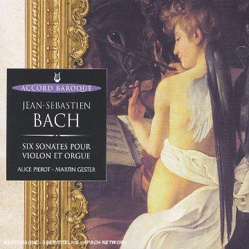 Bach - Sonates pour violon et clavecin BWV 1014-1019 - Page 3 51yx7610