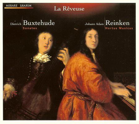 reincken - Buxtehude, Reincken - Musique de chambre 5_rein10