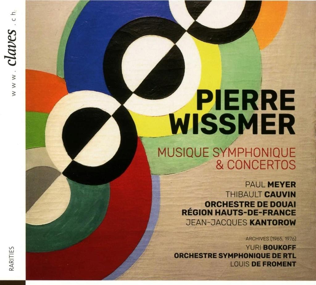 Pierre Wissmer  1915-1992 6187az10