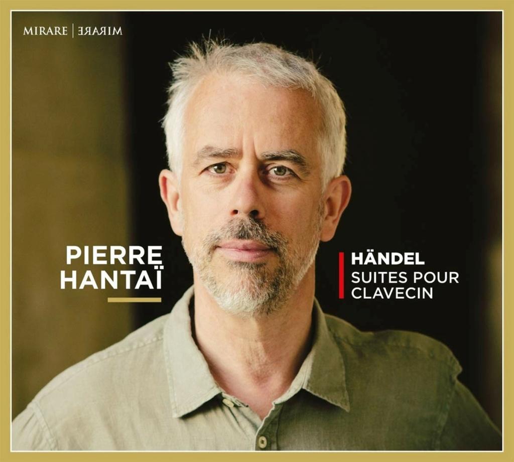 Haendel - Les suites pour clavecin 6196ly10