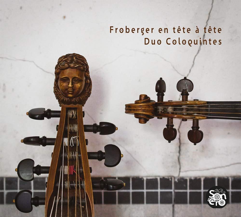 Johann Jakob Froberger 61c5dw10