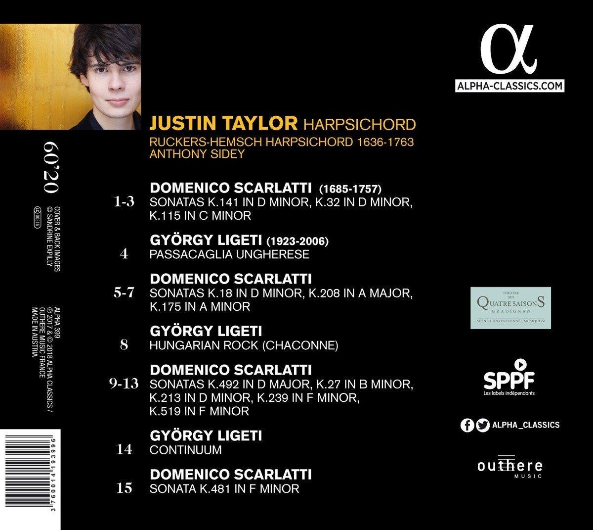 Domenico Scarlatti: discographie sélective - Page 5 71w25r10