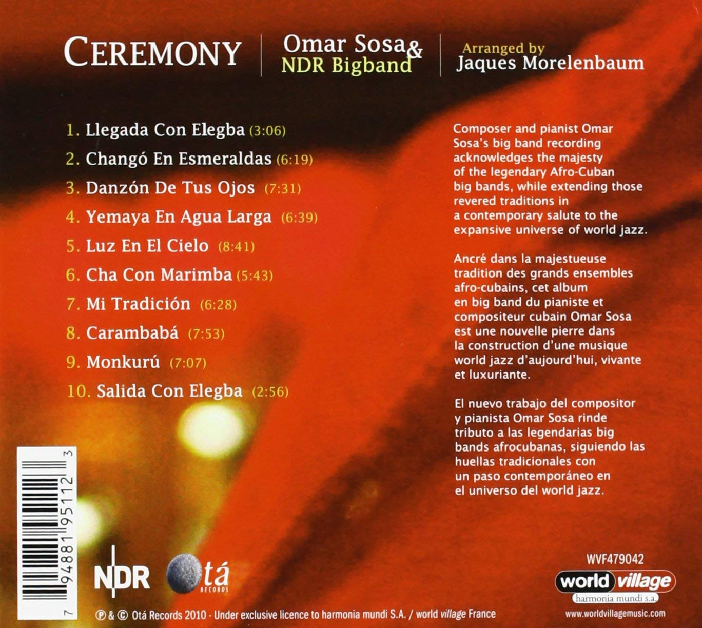 Jazz afro-cubain & musiques latinos - Playlist - Page 2 81c0bv10