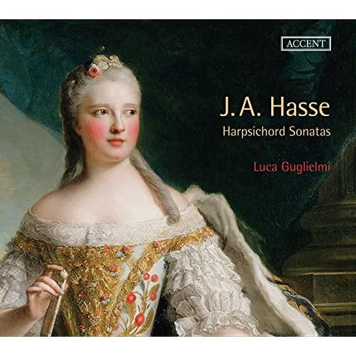 Johann Adolf Hasse: aperçu discographique 81lmon10