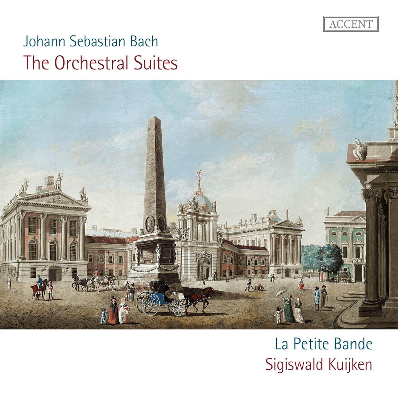 Suites pour orchestre de J.S Bach 81q6xq10