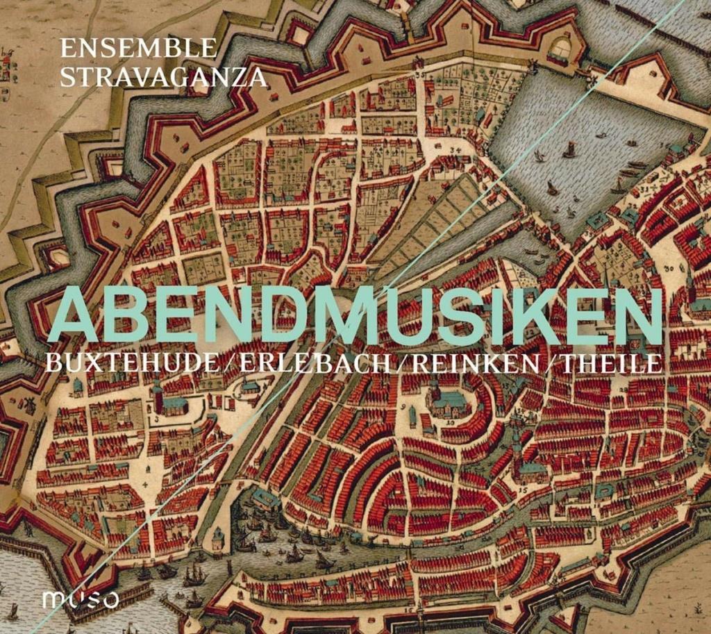 reincken - Buxtehude, Reincken - Musique de chambre 81wqf510