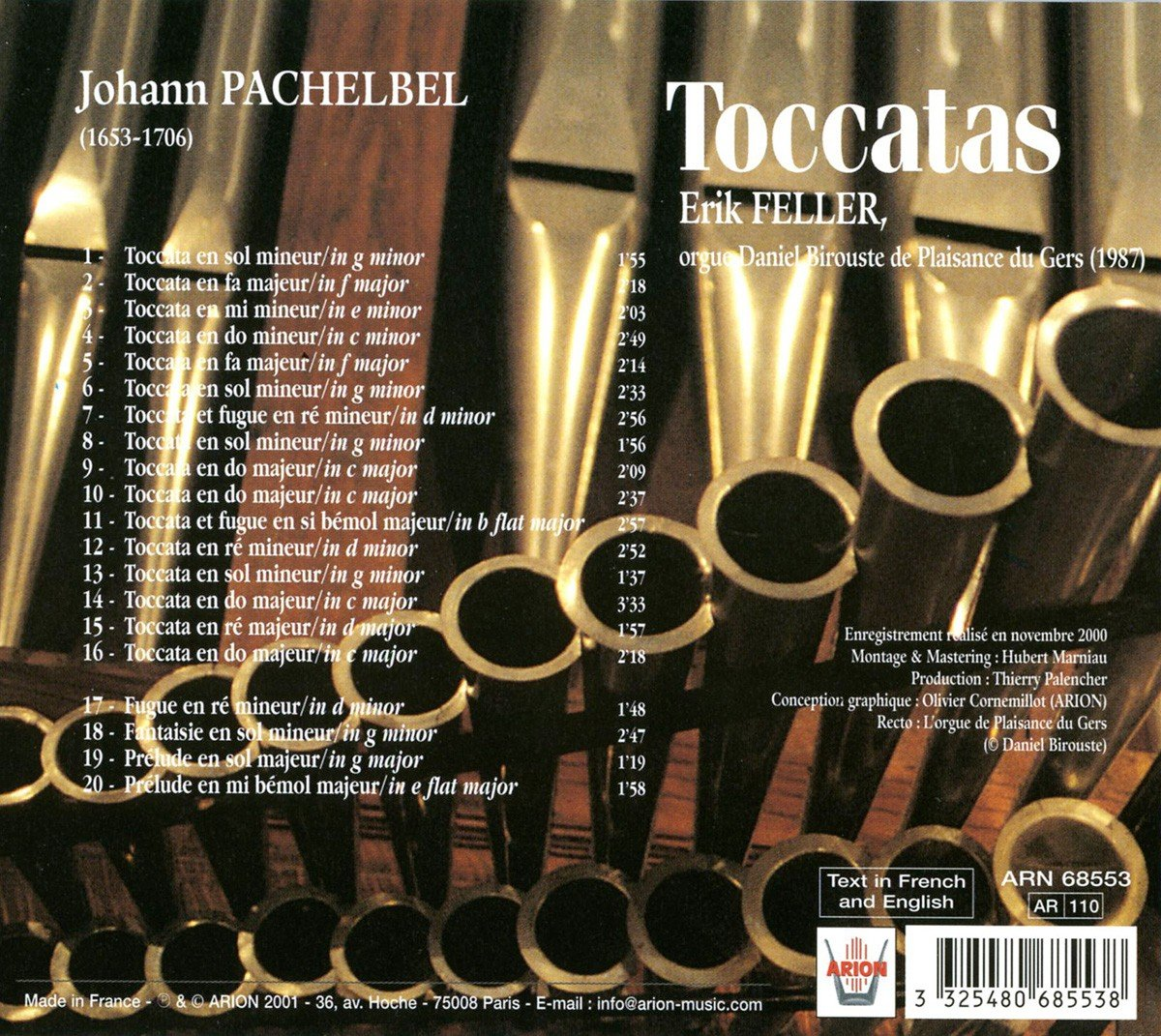 Johann PACHELBEL (1653-1706) 81yzwm10
