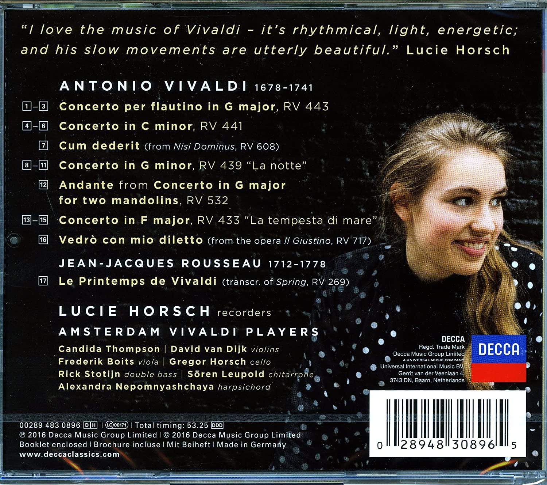 Vivaldi: Les concertos pour instruments à vent - Page 3 91yh7610