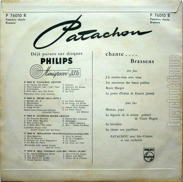 Brassens Chante encore 9871911