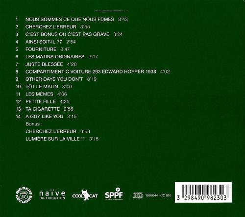 Chanson française-Playlist - Page 8 En-ver10