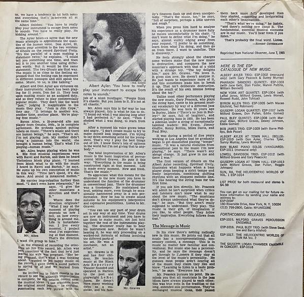 [jazz] Sun Ra R-651111