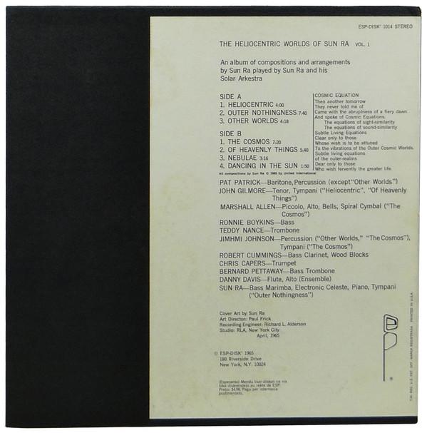 [jazz] Sun Ra R-651113