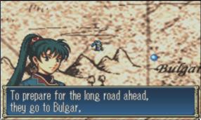 [Walkthrough] Blazing Sword 0411