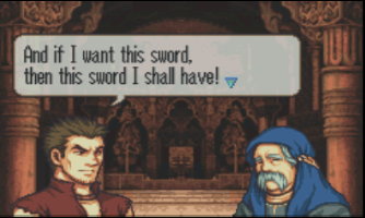 [Walkthrough] Blazing Sword 2412