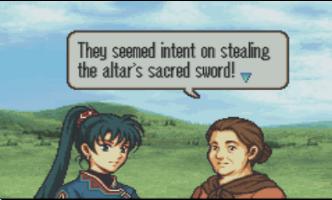 [Walkthrough] Blazing Sword 4612