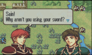[Walkthrough] Blazing Sword 8510