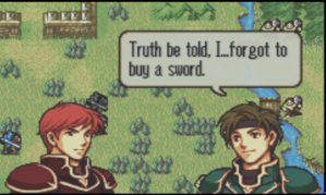 [Walkthrough] Blazing Sword 8610