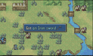 [Walkthrough] Blazing Sword 8910