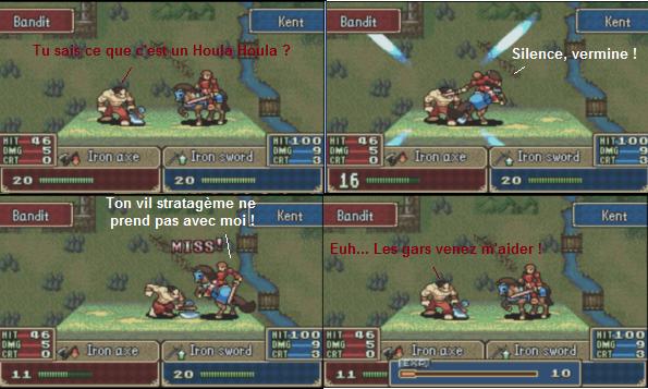 [Walkthrough] Blazing Sword 9210