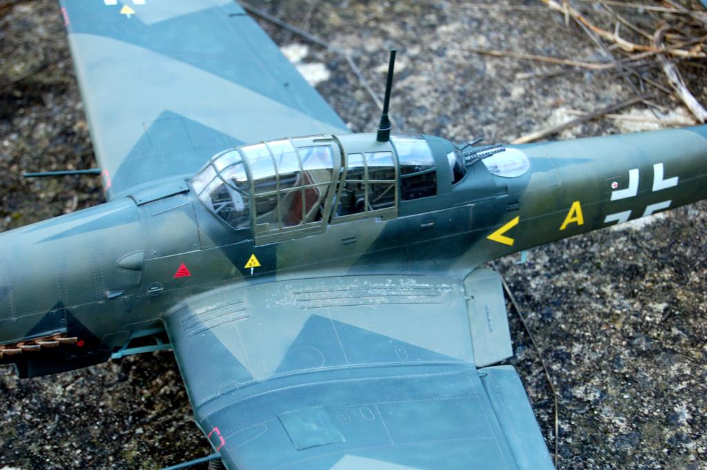 Junkers JU-87D-5 Trumpeter 1/24 - Page 7 Dsc_0615