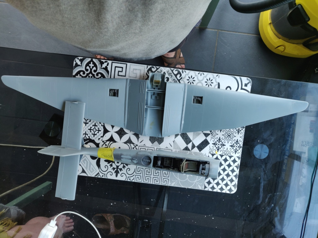 Junkers JU-87D-5 Trumpeter 1/24 - Page 3 Img_2063