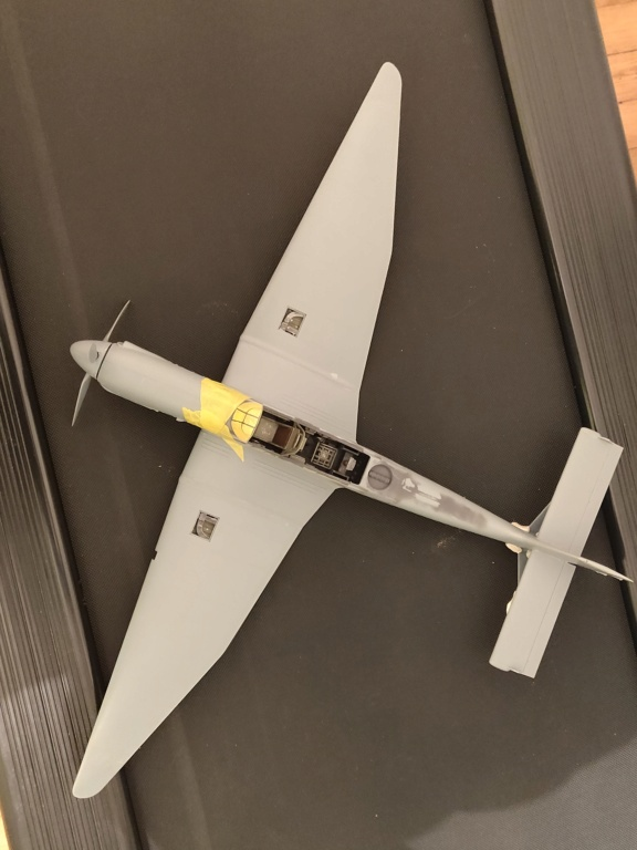 Junkers JU-87D-5 Trumpeter 1/24 - Page 3 Img_2074