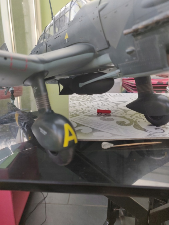 Junkers JU-87D-5 Trumpeter 1/24 - Page 6 Img_2099