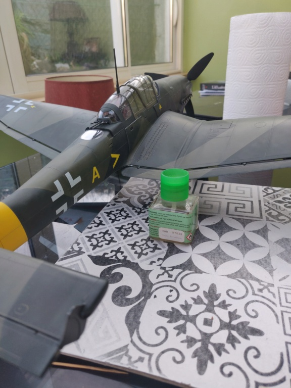 Junkers JU-87D-5 Trumpeter 1/24 - Page 6 Img_2100