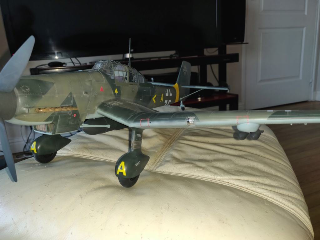 Junkers JU-87D-5 Trumpeter 1/24 - Page 6 Img_2102