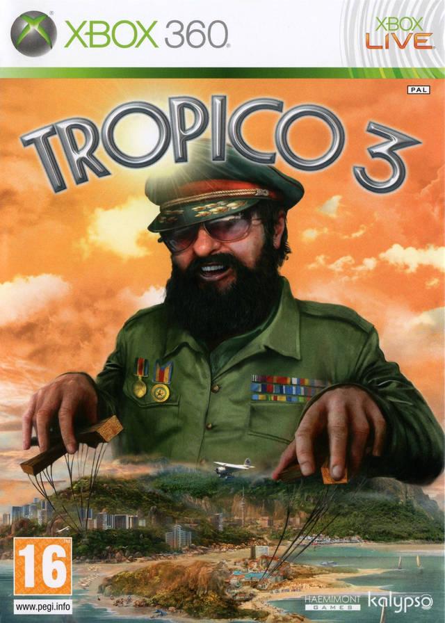 Tropico 3 [X360] 10641710