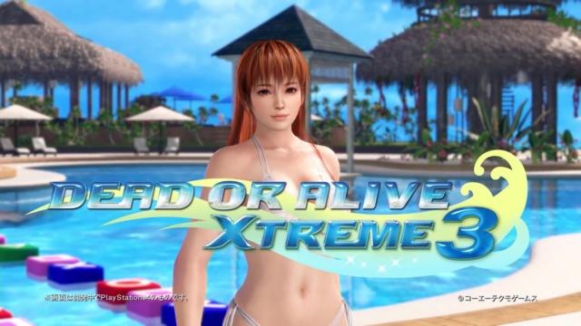 Dead or Alive Xtreme 3: Fortune / Venus (PS4 / PS Vita) Doax310